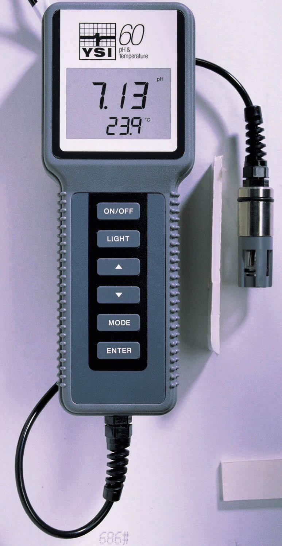 ysi60型酸度,温度测量仪